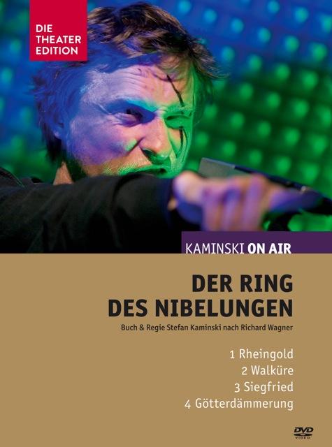 Kaminski ON AIR: Der Ring des Nibelungen (komplett im Schuber)