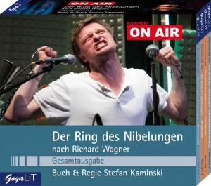 BESTELLEN: Kaminski ON AIR: DER RING DES NIBELUNGEN. Gesamtausgabe  (4 CDs)